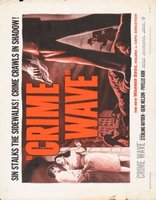 Crime Wave movie poster (1954) picture MOV_bc4fac96