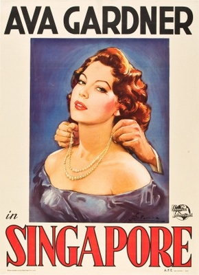 Singapore movie poster (1947) poster MOV_bc527be9