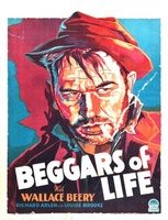 Beggars of Life movie poster (1928) picture MOV_bc52c7e7