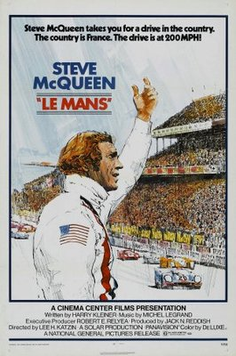 Le Mans movie poster (1971) poster MOV_bc533ff2