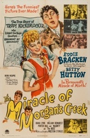 The Miracle of Morgan's Creek movie poster (1944) picture MOV_bc53986d