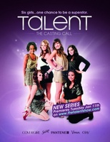 Talent: The Casting Call movie poster (2011) picture MOV_bc57b207