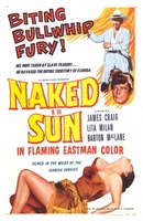 Naked in the Sun movie poster (1957) picture MOV_bd1d0394