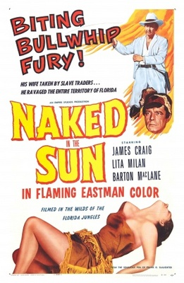 Naked in the Sun movie poster (1957) poster MOV_bc5ce0e8