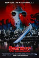 Friday the 13th Part VIII: Jason Takes Manhattan movie poster (1989) picture MOV_bc5e499c