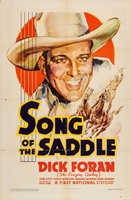 Song of the Saddle movie poster (1936) picture MOV_bc5f0cee
