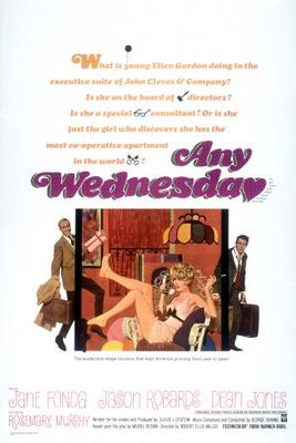 Any Wednesday movie poster (1966) poster MOV_bc6206e6
