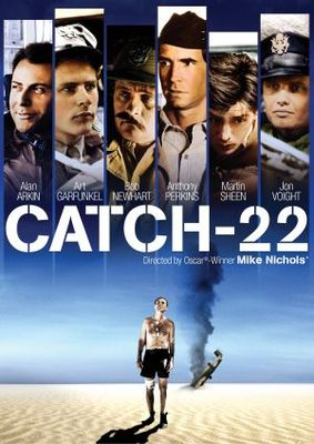 Catch-22 movie poster (1970) poster MOV_bc62d9d0