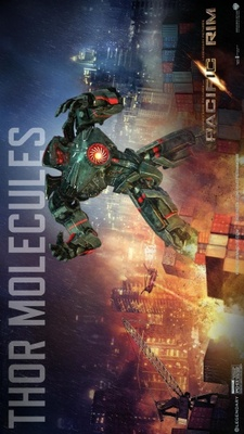 Pacific Rim movie poster (2013) poster MOV_bc669059