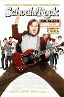 The School of Rock movie poster (2003) picture MOV_bc6b0291