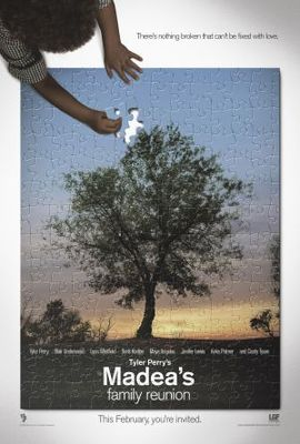 Madea's Family Reunion movie poster (2006) poster MOV_bc6e6f26