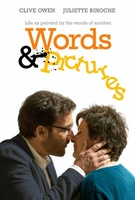 Words and Pictures movie poster (2013) picture MOV_bc71aa74