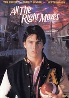 All the Right Moves movie poster (1983) picture MOV_bc734d8e