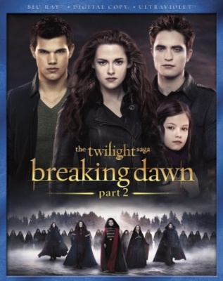 The Twilight Saga: Breaking Dawn - Part 2 movie poster (2012) poster MOV_bc81b56d