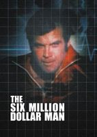 The Six Million Dollar Man movie poster (1974) picture MOV_bc840899