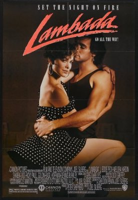 Lambada movie poster (1990) poster MOV_bc867a57
