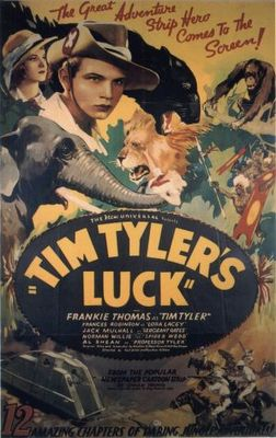 Tim Tyler's Luck movie poster (1937) poster MOV_bc8a7f96