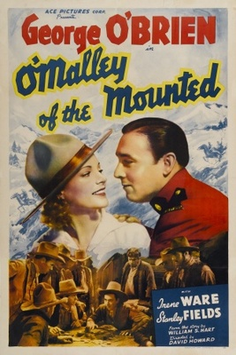 O'Malley of the Mounted movie poster (1936) poster MOV_bc8df3a7