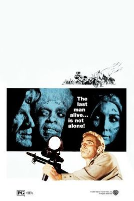 The Omega Man movie poster (1971) poster MOV_bc8e1cdb