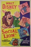 Social Lion movie poster (1954) picture MOV_bc9a5b3f