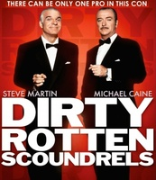 Dirty Rotten Scoundrels movie poster (1988) picture MOV_bca0464d