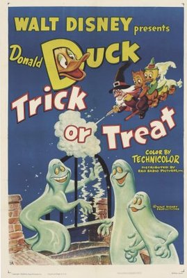 Trick or Treat movie poster (1952) poster MOV_bca3a02c