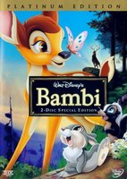 Bambi movie poster (1942) picture MOV_bcac78a3