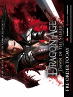 Dragon Age: Dawn of the Seeker movie poster (2012) picture MOV_bcac8e43