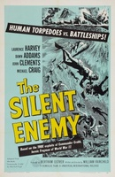 The Silent Enemy movie poster (1958) picture MOV_bcac8ef6