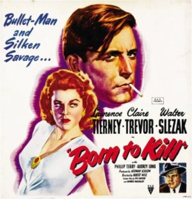 Born to Kill movie poster (1947) poster MOV_bcae9409