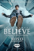 Criss Angel Believe movie poster (2013) picture MOV_bcafcf0f