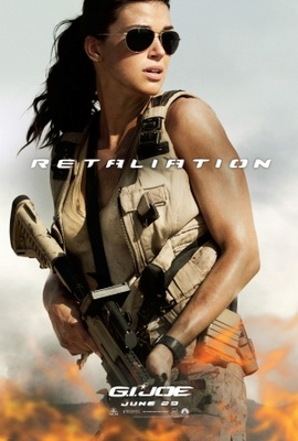 G.I. Joe 2: Retaliation movie poster (2012) poster MOV_bcb0798c