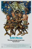 Kelly's Heroes movie poster (1970) picture MOV_bcb221c0