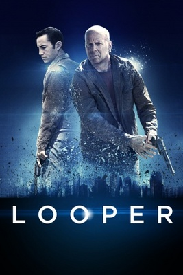 Looper movie poster (2012) poster MOV_bcb2ae34