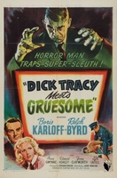 Dick Tracy Meets Gruesome movie poster (1947) picture MOV_bcbc9bb0