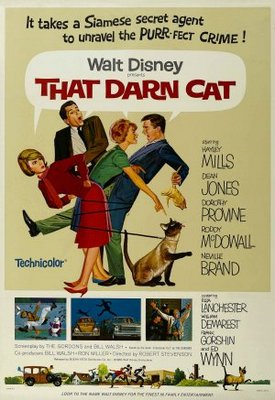 That Darn Cat! movie poster (1965) poster MOV_bcc0e10d