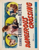 Dangerous Crossing movie poster (1953) picture MOV_bcc58723