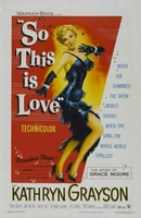 So This Is Love movie poster (1953) picture MOV_bcc5f073