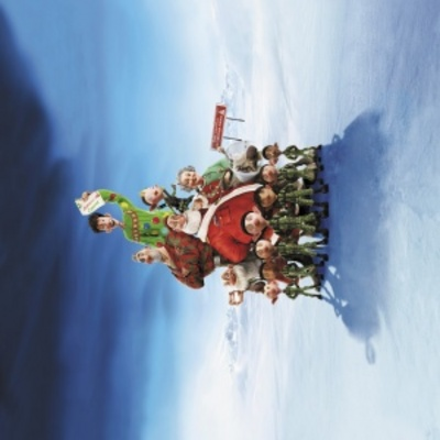Arthur Christmas movie poster (2011) poster MOV_bccafcd8