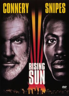 Rising Sun movie poster (1993) poster MOV_bccd95f2