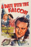 A Date with the Falcon movie poster (1941) picture MOV_bccee519