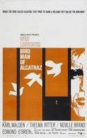 Birdman of Alcatraz movie poster (1962) picture MOV_bcd2beff