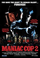 Maniac Cop 2 movie poster (1990) picture MOV_bcd30fa6