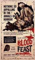 Blood Feast movie poster (1963) picture MOV_bcd314e0