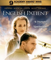 The English Patient movie poster (1996) picture MOV_bcda4b22