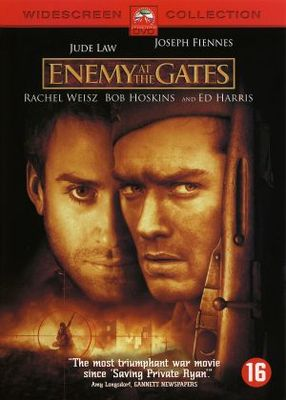 Enemy at the Gates movie poster (2001) poster MOV_bcdbb8a7