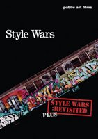 Style Wars movie poster (1984) picture MOV_bcead50b