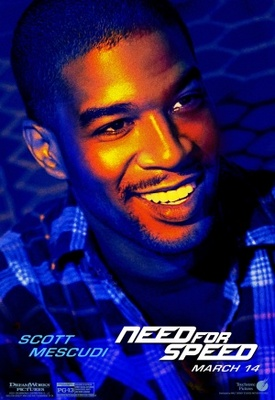 Need for Speed movie poster (2014) poster MOV_bcebd119