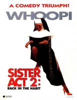 Sister Act 2: Back in the Habit movie poster (1993) picture MOV_bcee8dc9