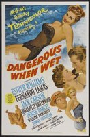 Dangerous When Wet movie poster (1953) picture MOV_bcfd7ef7